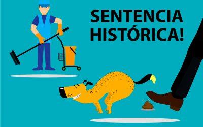 SENTENCIA HISTÓRICA!